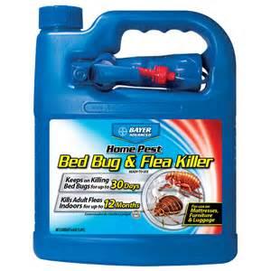 Organic Bed Bug Spray Shop Bayer Advanced Bed Bug Amp Flea Killer 64 Fl Oz Insect