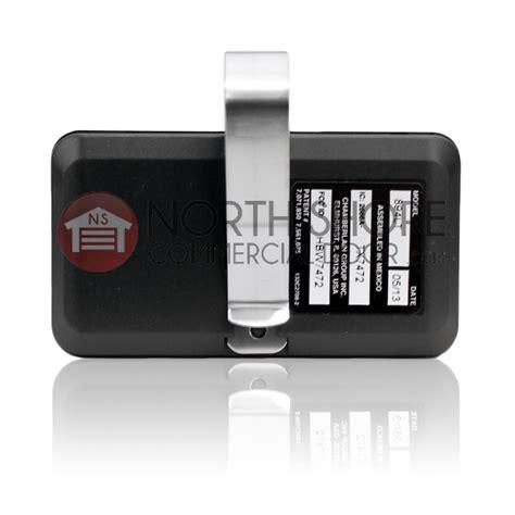 Additional Garage Door Remote - liftmaster 974lm security garage door opener remote