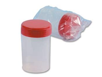 Urin Container Non Steril 60 Ml urine container 60 ml sterile