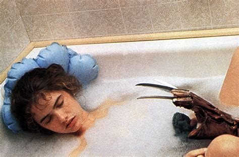 nightmare on elm street bathtub scene the 5 scenes that show wes craven will always be the