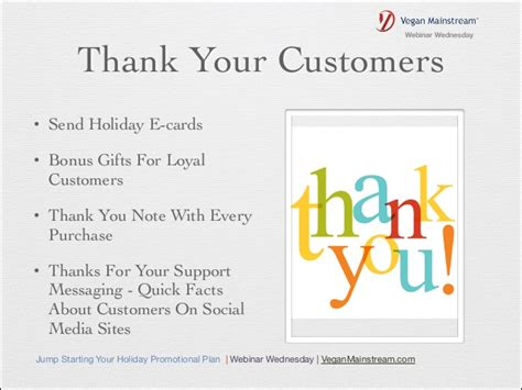 Customer Thank You Letter For Purchase Jump Starting Your Promotional Plan