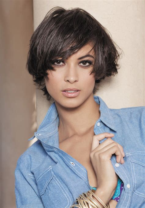 haircuts for thick straight hair pictures of short straight haircuts 2012 2013 short