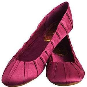 Flatshoes Pink millenium fashion of world pink flat shoes