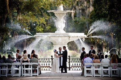 Savannah wedding, Forsyth park   Becoming Mrs. Bathauer 6