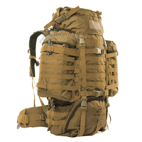 wisport army raccoon tactical rucksack 85l backpack molle