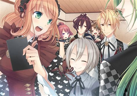 anime amnesia amnesia 767121 zerochan