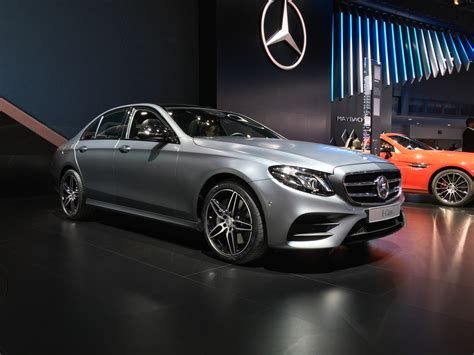 mercedes classic 2017 the brand new 2017 mercedes benz e class w213 without