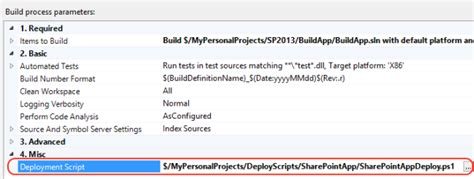 alex chang sharepoint portal redesign deploying sharepoint 2013 apps with tfs 2012 alexander