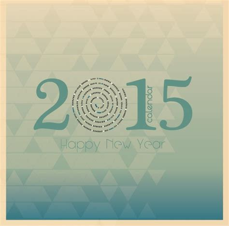 new year 2015 poster free 2015 happy new year mosaic background poster with calendar