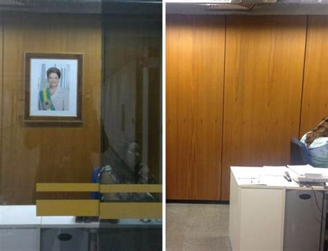 governo temer vai retirar subs aloysio manda retirar retrato de dilma da sala da