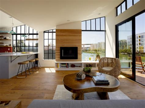 floating home interiors for west coast living photo page hgtv