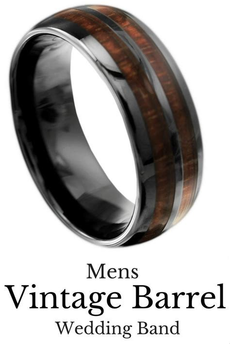 25  best ideas about Wood Wedding Rings on Pinterest