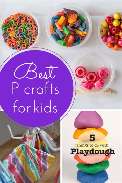 The Best P Crafts For