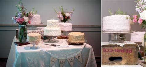 Cake Tables by Vintage Wedding Cake Table Wedding Ideas