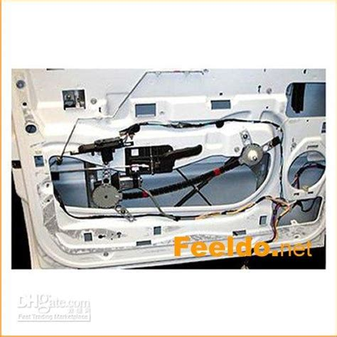 Auto Up Window Universal Sestem Protek car universal power window kits system for 4 doors used for nearlly all cars12 spare parts of a