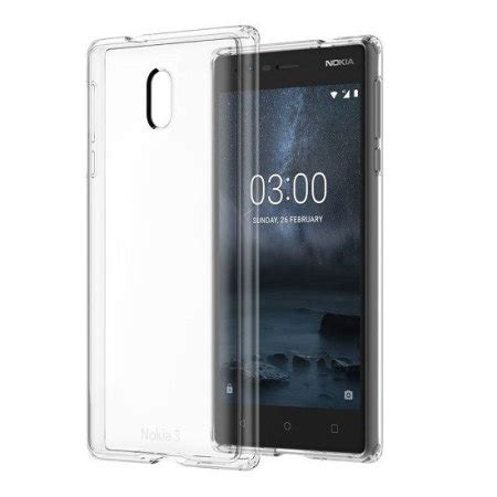 Cesing Kesing Nokia 2680s official nokia 3 slim silicone gel clear reviews