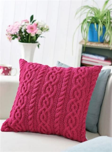 knitting home decor redecorate your home with these clever knitted home decor