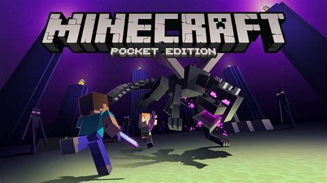 minecraft mobile version minecraft pocket edition la version 1 0 est disponible