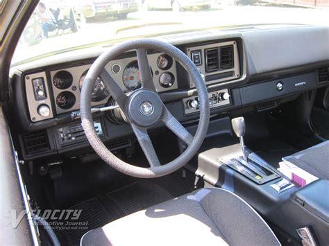 1980 Camaro Interior Parts by Image Gallery 80 Camaro Interior