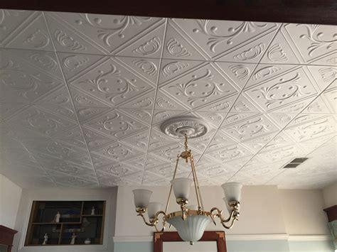 Decor Ceiling Panels by Wreath Styrofoam Ceiling Tile 20 X20 R02