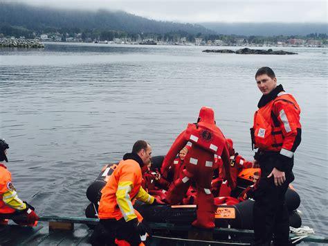 alaska rescue students warm up to cold water safety 171 coast guard alaska