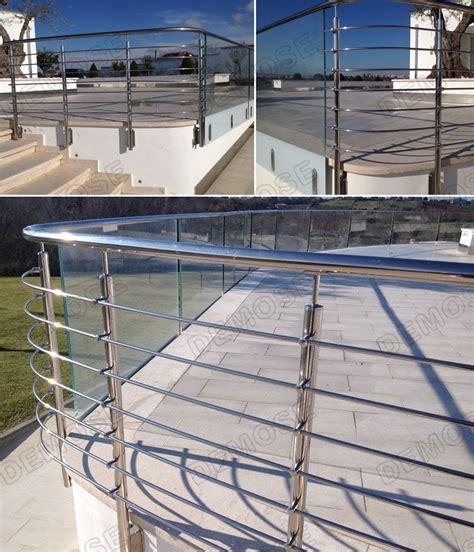 barandilla acero galvanizado precio barandas y barandilla para terrazas con pasamanos de