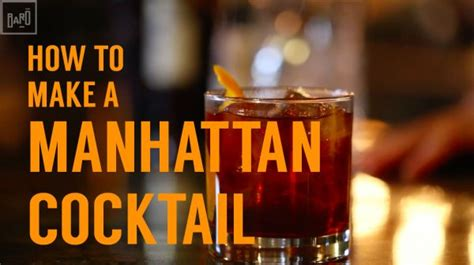 how to make a manhattan using canadian whiskey baro one of the best restaurants in toronto