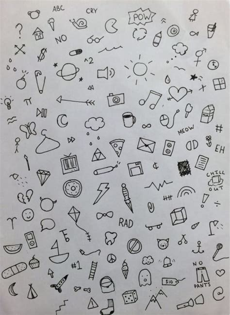 doodle simple drawing best 25 simple doodles ideas on simple
