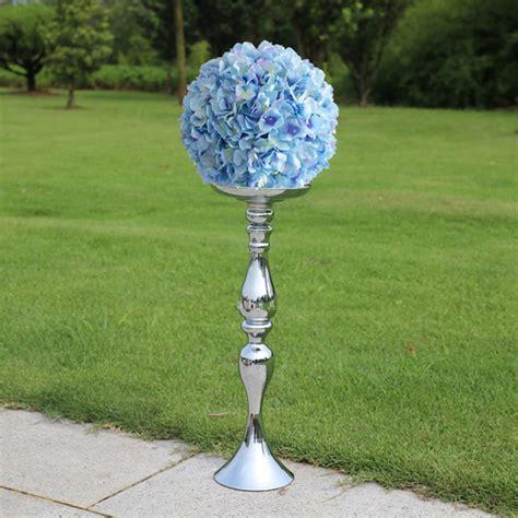 "10""(25cm) Kissing Balls Hydrangeas Romantic Silk Flower"