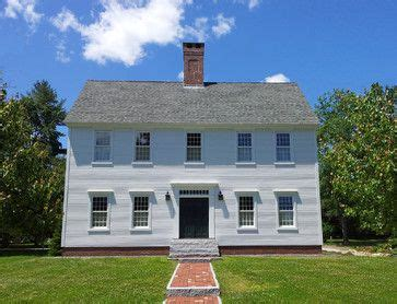 reproduction colonial homes white on white antique reproduction home content in a