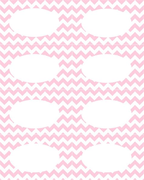 printable chevron label 8 best images of cricut free printable chevron pattern