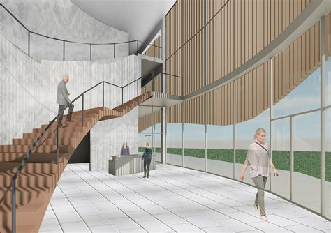 design concept museum architecture students assist with museum project