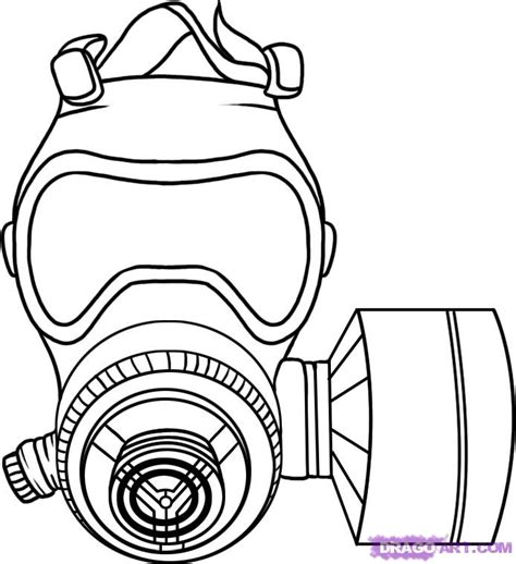 gas mask clip art cliparts co