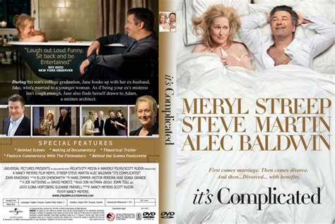 film it is complicated its complicated movie dvd custom covers its