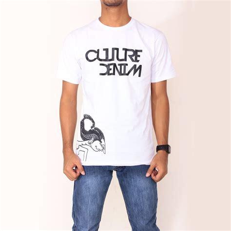 T Shirt Kaos Wanita Choose kaos culture white mall indonesia