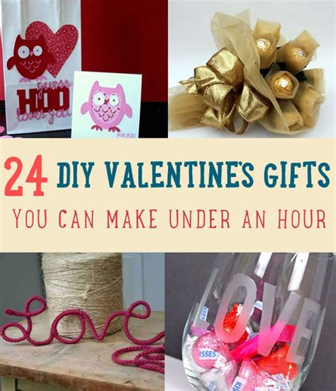 24 diy gifts you can make an hour diy ready