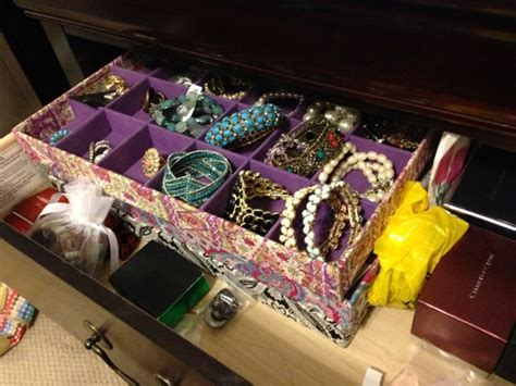 Talking Drawer by Dresser Drawer Organization From Perspective