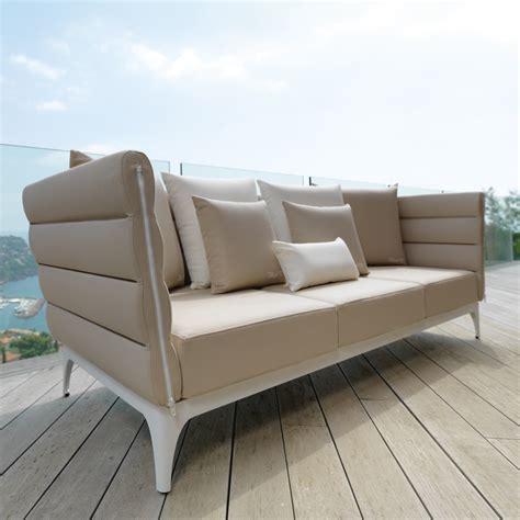 divani da esterno usati divano da giardino design moderno pad by talenti