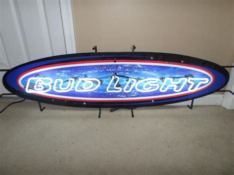 bud light for sale bud light neon sign for sale classifieds