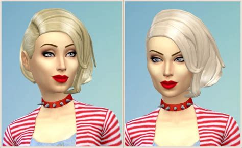sims 4 half shaved side hair short half shaved hair sims 4 bing images