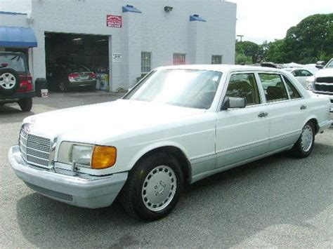 auto air conditioning service 1991 mercedes benz s class lane departure warning find used 1991 mercedes benz 560sel base sedan 4 door 5 6l in riverhead new york united states