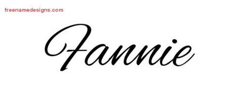 design my name tattoo online free cursive name designs fannie free free