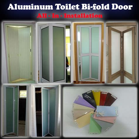 bathroom sale singapore looking for aluminium toilet bi fold door all in