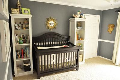 Baby Boy S Navy Blue And White Nursery With Gold Metallic Navy And Green Nursery Decor