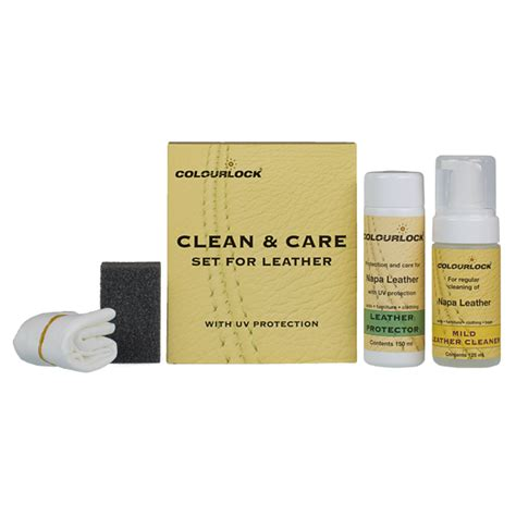 leather cleaner foam protector conditioner balm quot kit