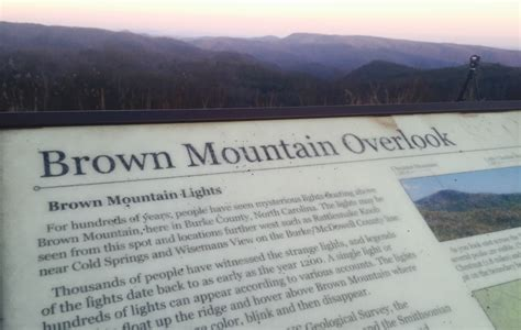 Brown Mountain Lights Nc by Brown Mountain Lights Gallery Home Nc