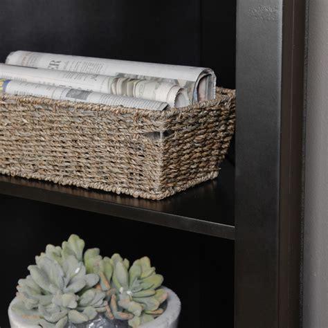 Black Corner Bookcase Cabinet by Black Corner Bookcase Contemporary Cabinet Hutch Bookshelf