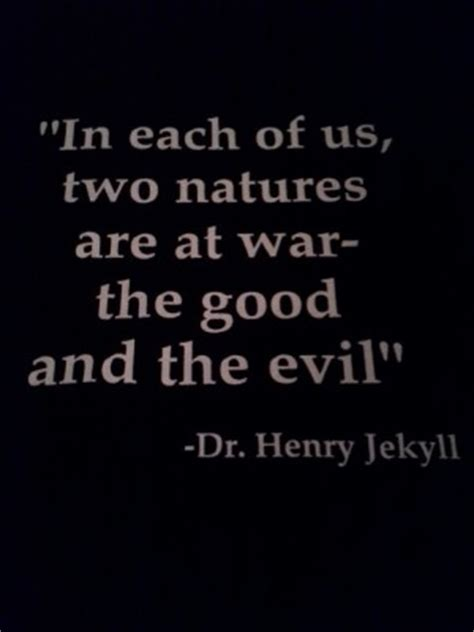 dr jekyll   hyde quotes quotesgram