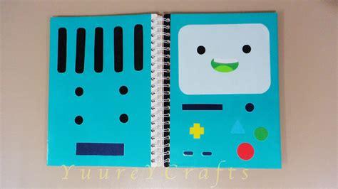 Gift Letter Bmo forra decora tus cuadernos como bmo diy adventure