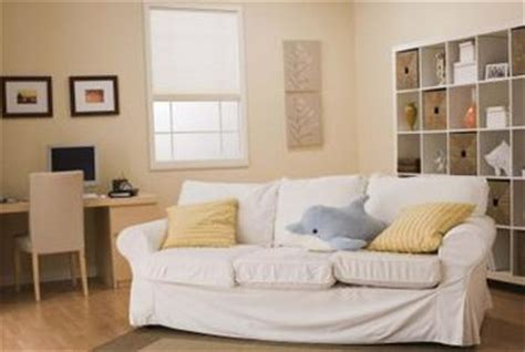 how to cover a couch with a sheet how to re cover a sofa with sheets home guides sf gate